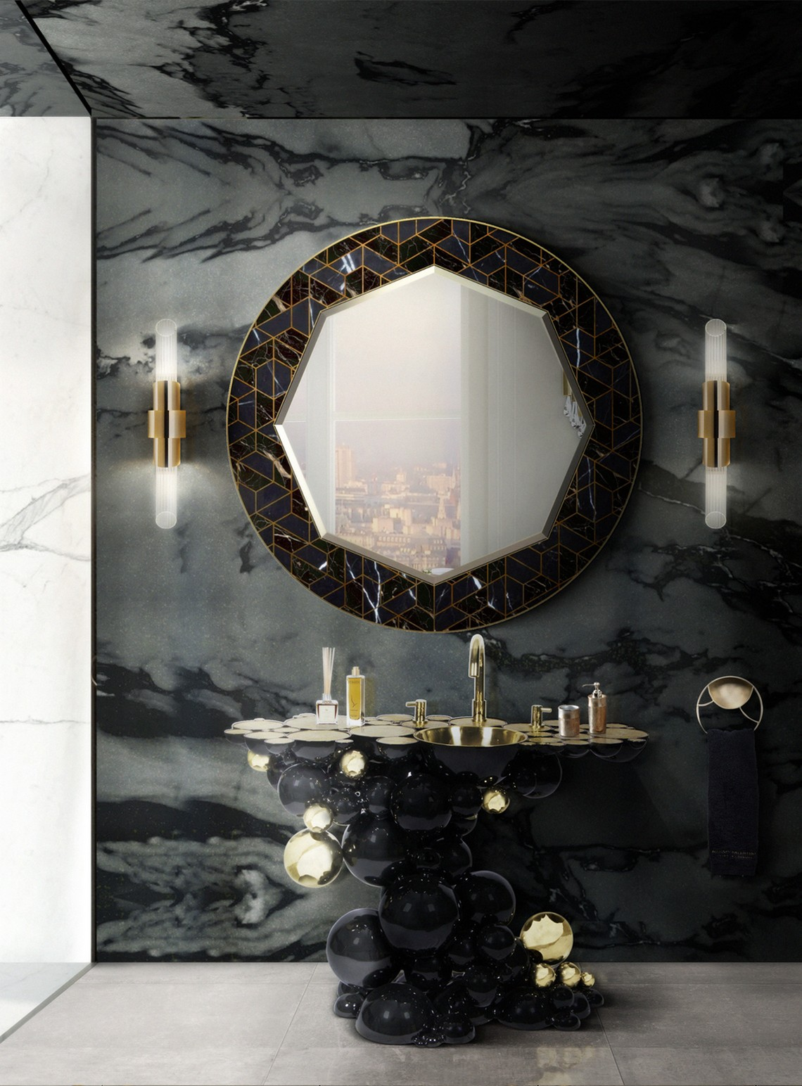 Top Pieces For Luxury Bathrooms luxury bathrooms Top Pieces For Luxury Bathrooms tortoise