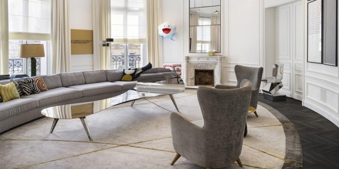 Best Interiors By Charles Zana