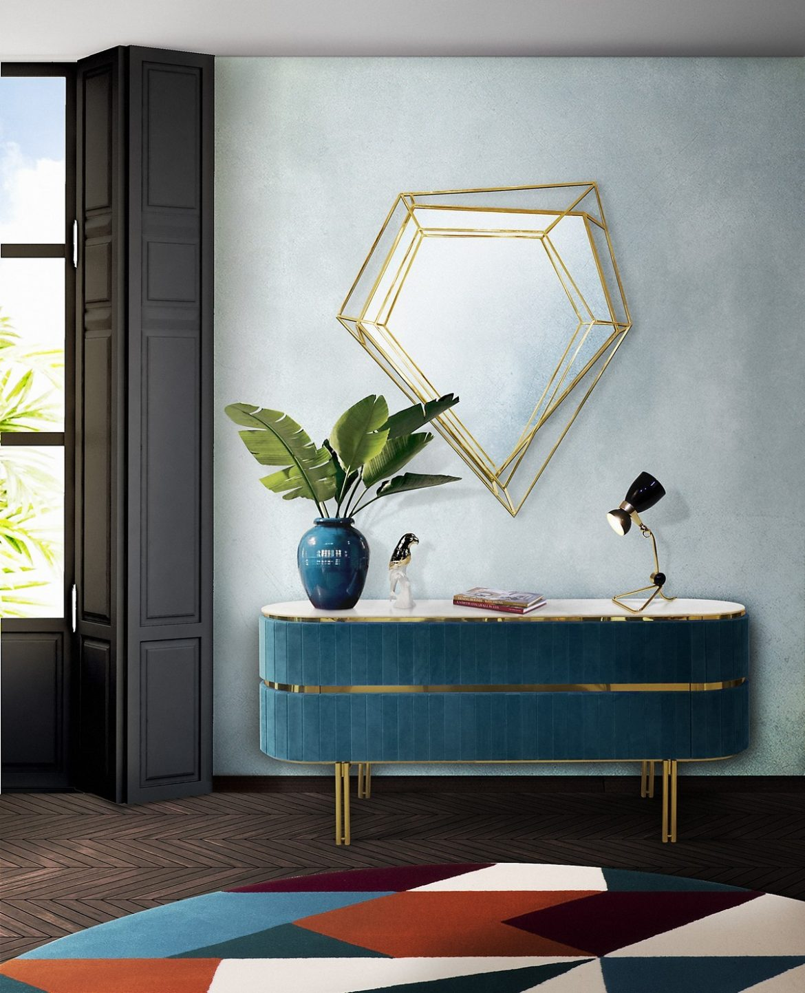 Exclusive Sideboards: When Vintage Meets Contemporary exclusive sideboards Exclusive Sideboards: When Vintage Meets Contemporary edith 1