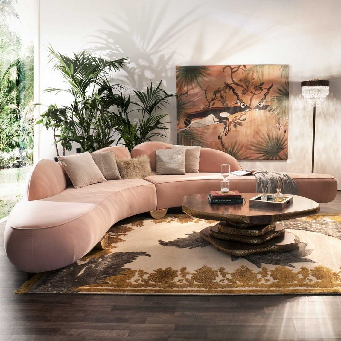 5 Modern Sofas That Will Innovate Your Dream House modern sofas 5 Modern Sofas That Will Innovate Your Dream House fitzroy