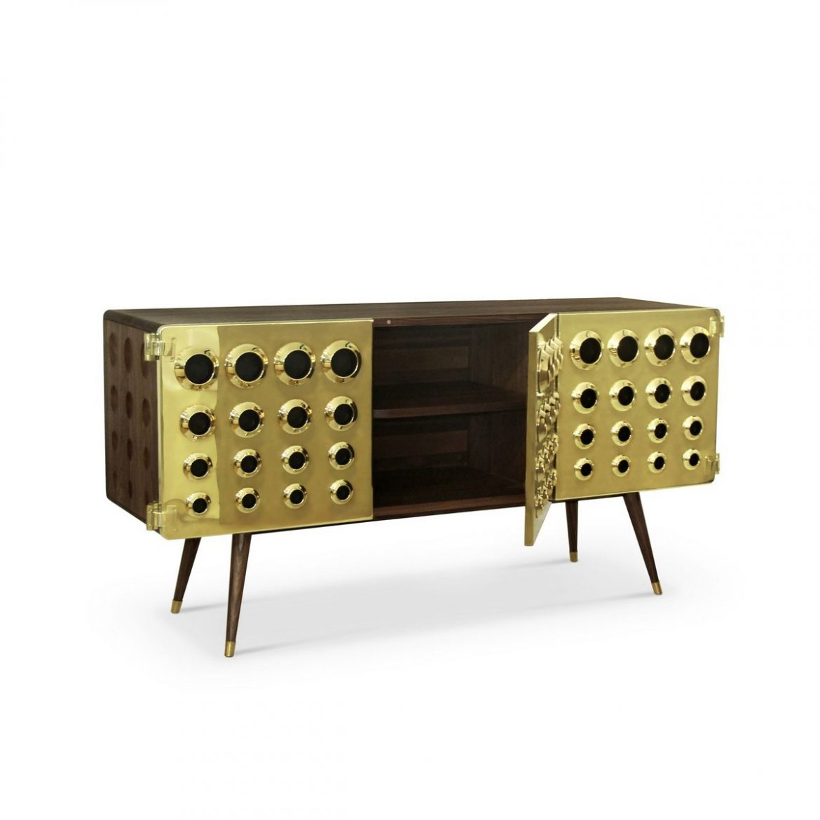 Exclusive Sideboards: When Vintage Meets Contemporary exclusive sideboards Exclusive Sideboards: When Vintage Meets Contemporary monocles2