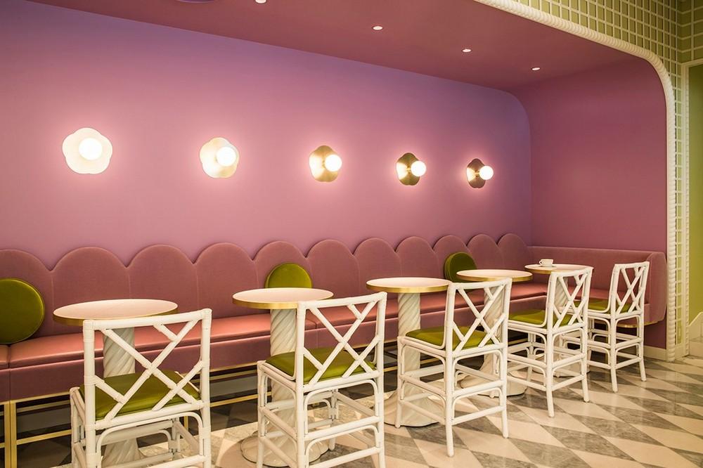 Dining Room Projects by India Mahdavi