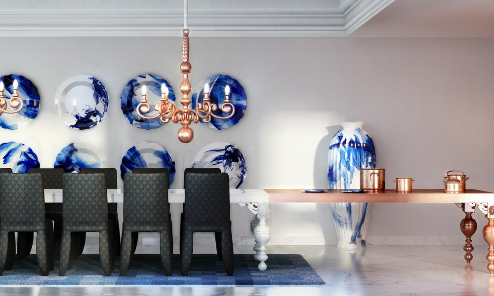 Dining Room Projects by Marcel Wanders marcel wanders Dining Room Projects by Marcel Wanders 5 Modern Dining Tables