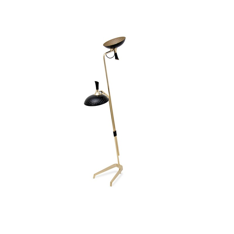lighting designs Introducing New Lighting Designs With Covet Lighting abbey floor lamp delightfull