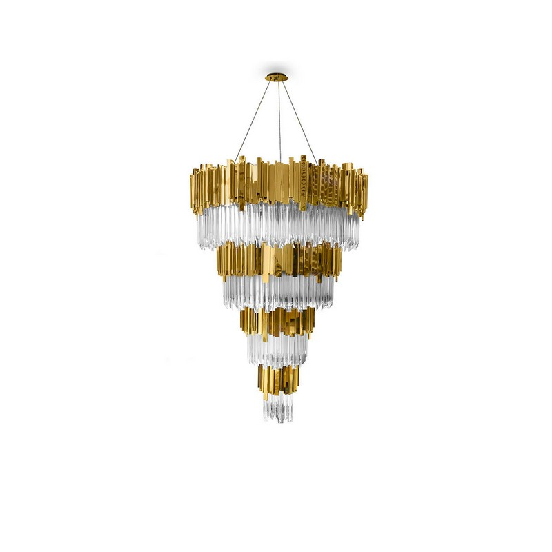 lighting designs Introducing New Lighting Designs With Covet Lighting empire chandelier luxxu lighting 01