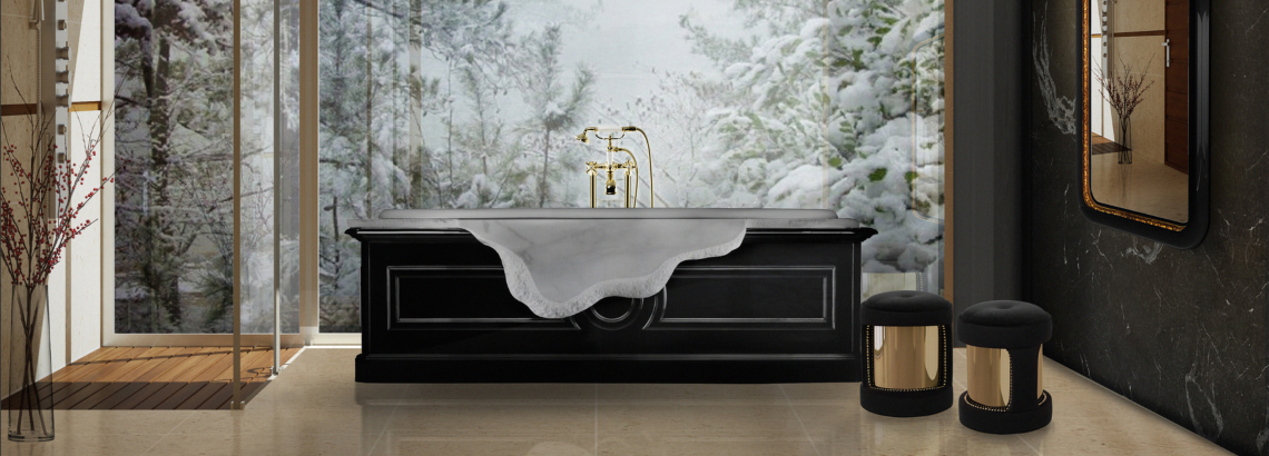 modern bathtubs Top 5 Modern Bathtubs by Maison Valentina featured 2019 09 12T141945