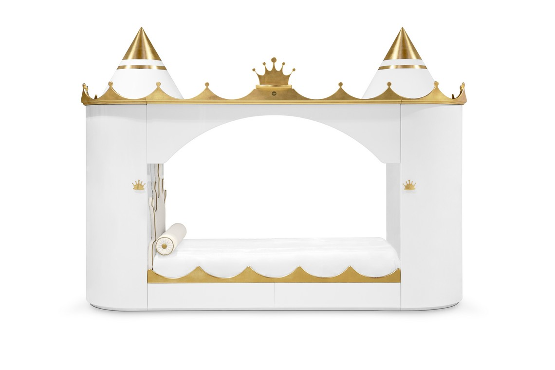 Top 5 Creative Beds by Circu  creative beds Top 5 Creative Beds by Circu kings and queens castle circu magical furniture 3