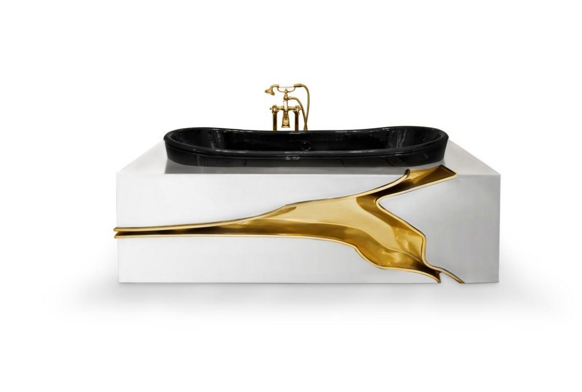 Top 5 Modern Bathtubs by Maison Valentina modern bathtubs Top 5 Modern Bathtubs by Maison Valentina lapiaz tub