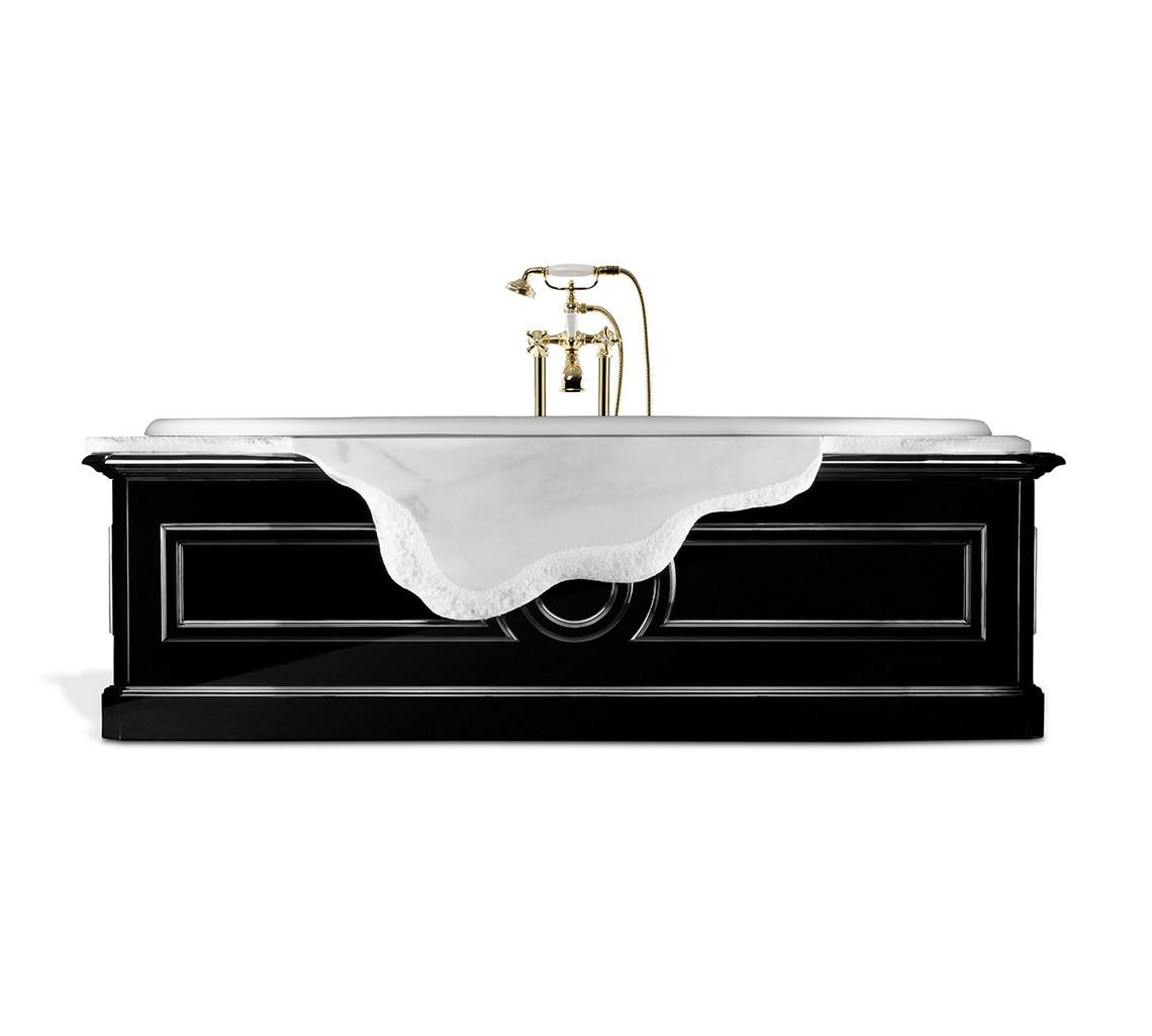 Top 5 Modern Bathtubs by Maison Valentina modern bathtubs Top 5 Modern Bathtubs by Maison Valentina petra