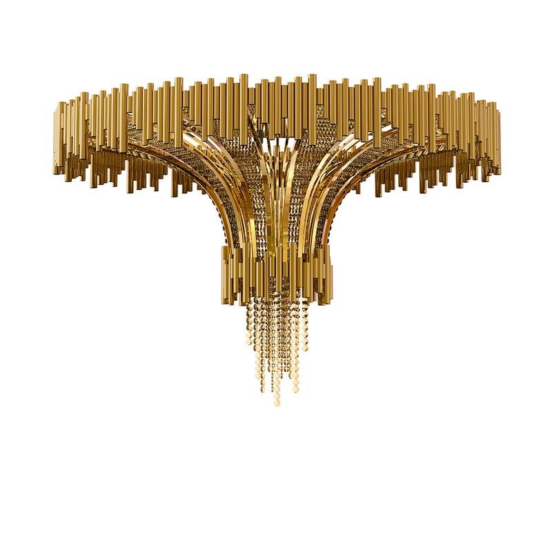 lighting designs Introducing New Lighting Designs With Covet Lighting scala plafond lamp luxxu 01