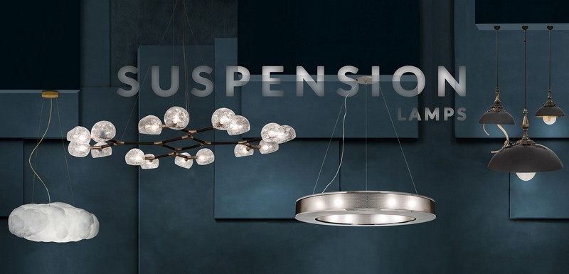 Introducing New Lighting Designs With Covet Lighting lighting designs Introducing New Lighting Designs With Covet Lighting suspension lamps