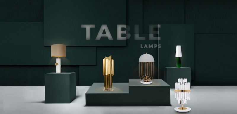 lighting designs Introducing New Lighting Designs With Covet Lighting table lamps 1